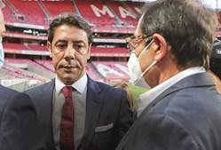 Rui Costa preside agora ao Benfica, com José Eduardo Moniz como 'vice'