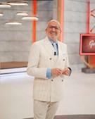 Manuel Luís Goucha conduz as tardes da TVI com o programa 'Goucha'