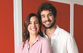Bárbara Branco e José Condessa protagonizam a novela 'Bem Me Quer' na TVI