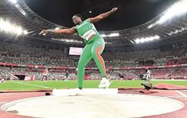 Auriol Dongmo diz que pode superar os 20 metros na final