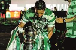 Rúben Amorim garantiu que está contente com o plantel e que confia nos jogadores