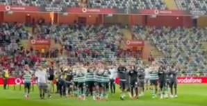 Sporting e Sp. Braga disputam Supertaça