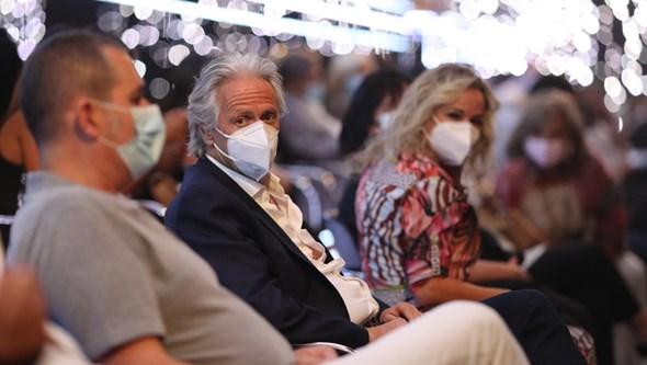 De Jorge Jesus a Goucha: Famosos marcam presença no concerto de Tony Carreira para homenagear filha Sara