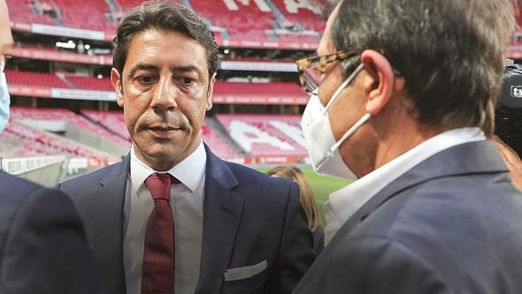 Direção de Rui Costa no Benfica quer parceiro estratégico