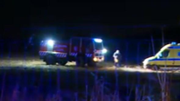 Homem cai em Évora, pede ajuda e acaba por agredir bombeiros e despistar-se em ambulância roubada