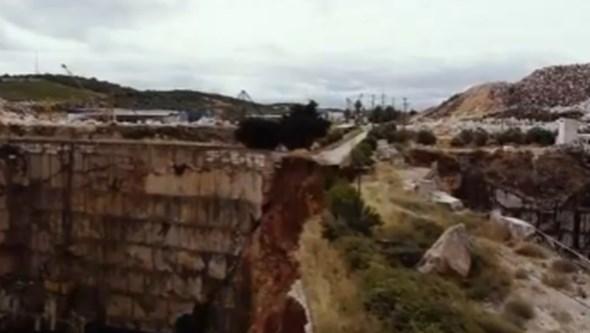 Três anos após a tragédia na pedreira em Borba o cenário mantém-se inalterado
