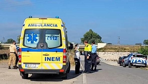 Encontrado vivo homem dado como desaparecido no rio Mondego em Coimbra