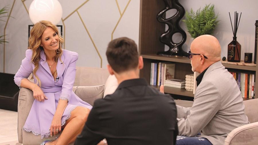 'Cristina ComVida' estreou no fim de março e soma um share médio de apenas 14,5%, abaixo da média do canal