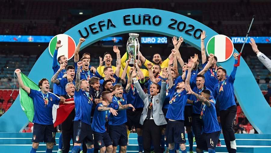 Itália sagra-se campeã europeia