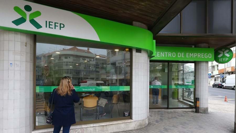 Centro de emprego IEFP
