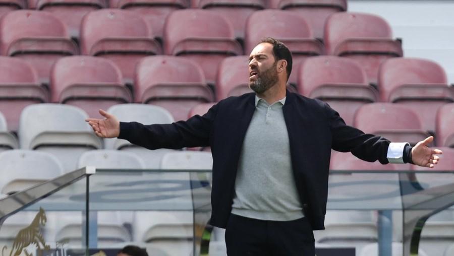 Ricardo Soares treina o Gil Vicente