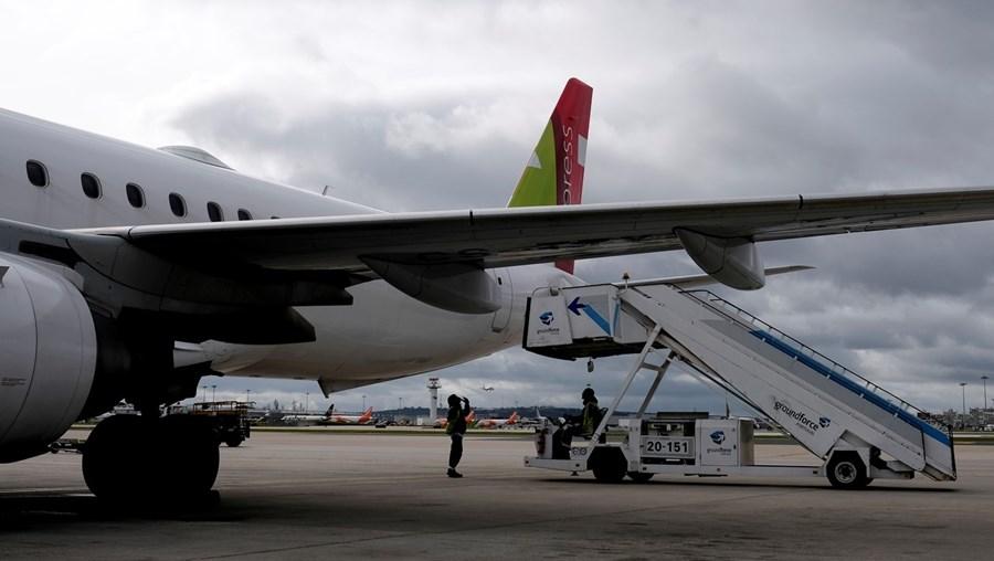 Groundforce presta serviços de handling à transportadora aérea