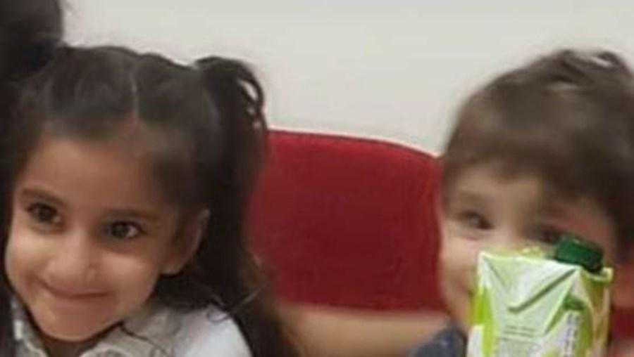 Levent Cenik, e a irmã, Havvanur Cenik