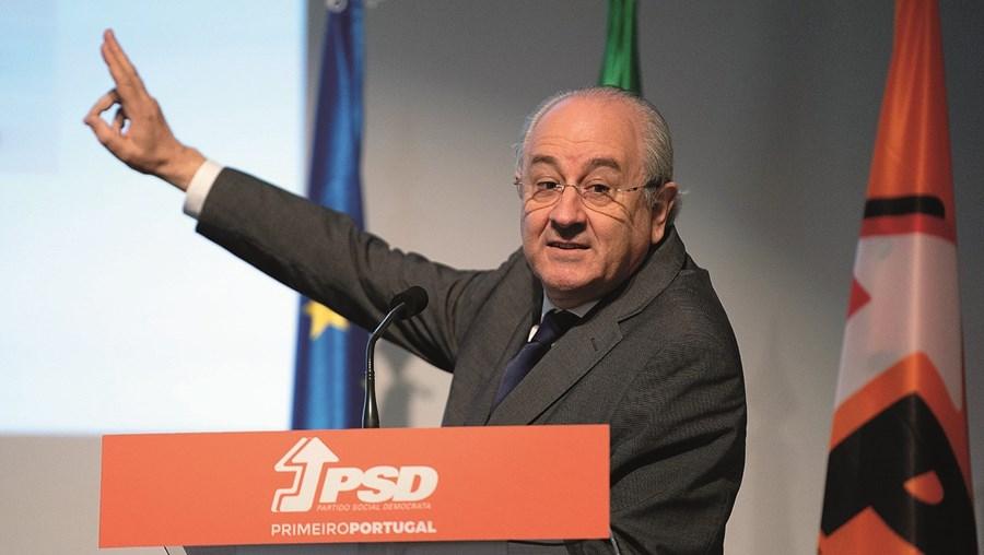 Líder do PSD apresentou a sua proposta de reforma do sistema eleitoral