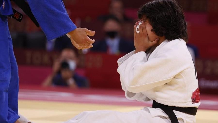 Catarina Costa perde combate e diz adeus à medalha de bronze. Fica em quinto lugar nos Jogos Olímpicos