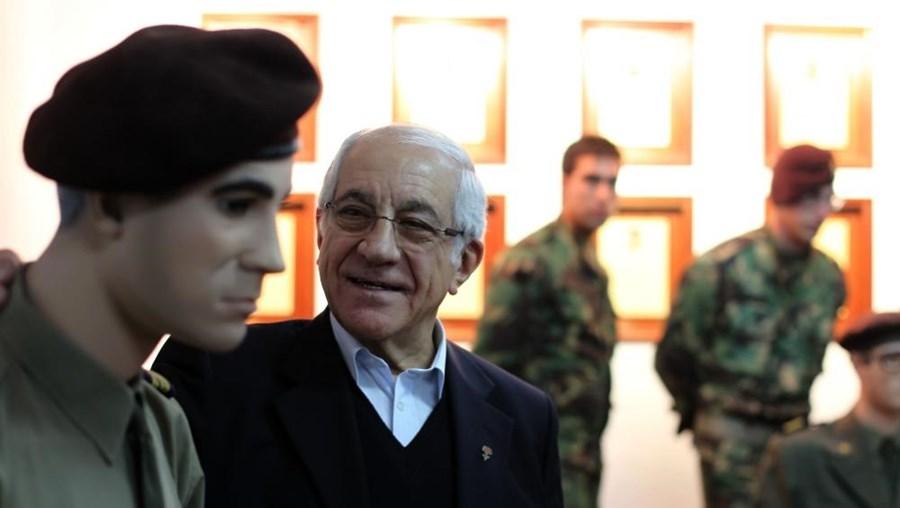 Em 2011 | Apresentação do livro de Otelo Saraiva de Carvalho no Posto de Comando da Pontinha, Odivelas
