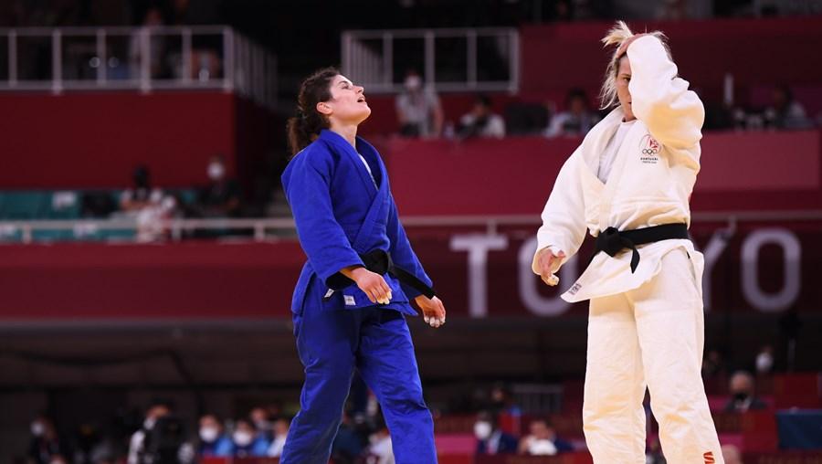 Sonho da portuguesa Telma Monteiro acaba ao segundo combate em Tóquio