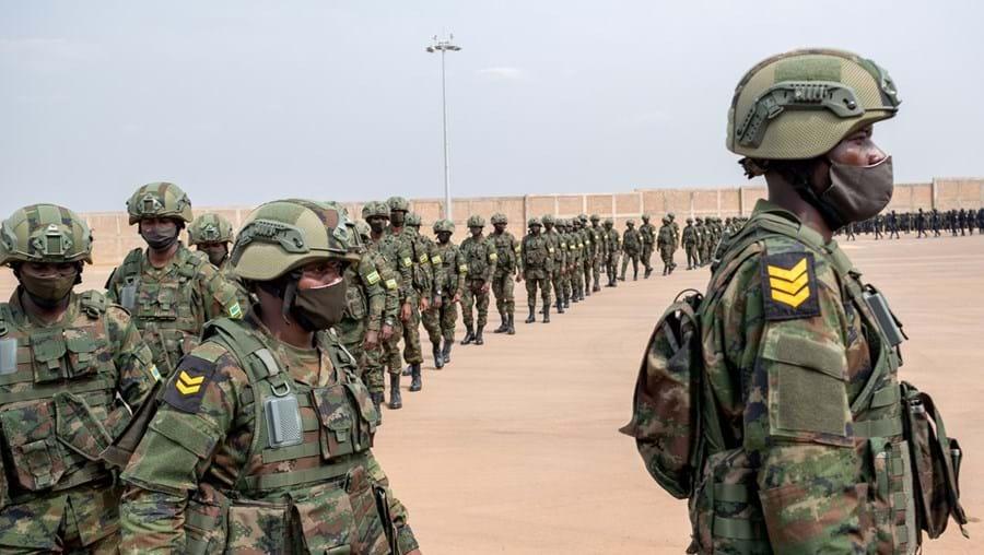 Cerca de mil militares e polícias do Ruanda já estão no terreno a combater insurgentes na província de Cabo Delgado