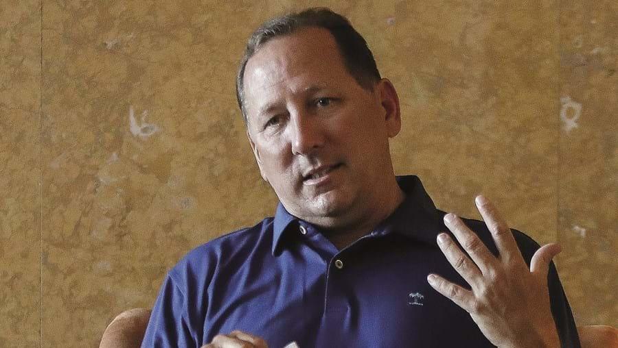 John Textor é um investidor norte-americano que quer entrar no Benfica