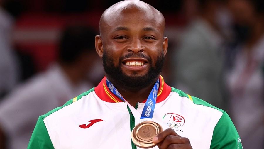 Jorge Fonseca conquistou o bronze