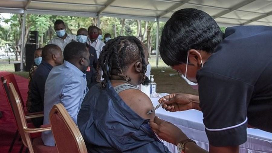 Coronavírus em África