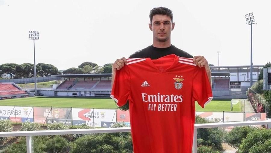 Yaremchuk é o novo reforço do Benfica