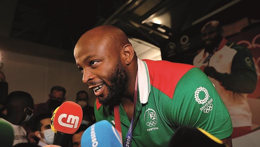 Jorge Fonseca conquistou a medalha de bronze nos Jogos Olímpicos de Tóquio, na categoria de -100 kg, mas aponta já baterias a Paris 2024