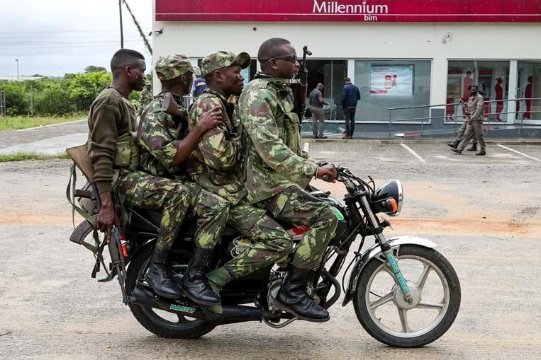 Forças de Moçambique vão receber treino especializados em contraterrorismo, a partir de outubro
