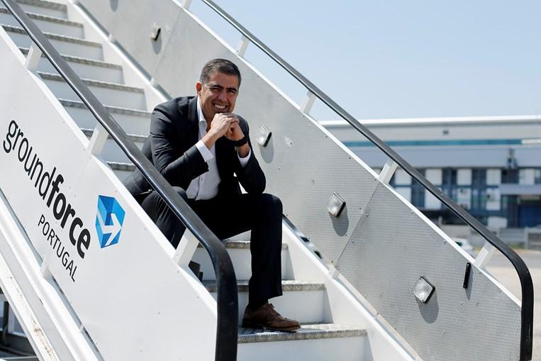 Ex-gestor Paulo Neto Leite quer comprar a Groundforce