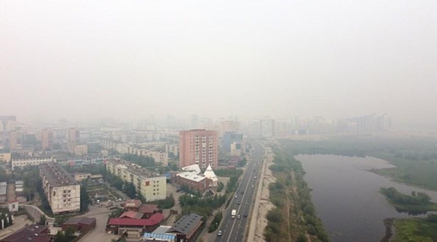 Cidade russa confinada devido a incêndios devastadores