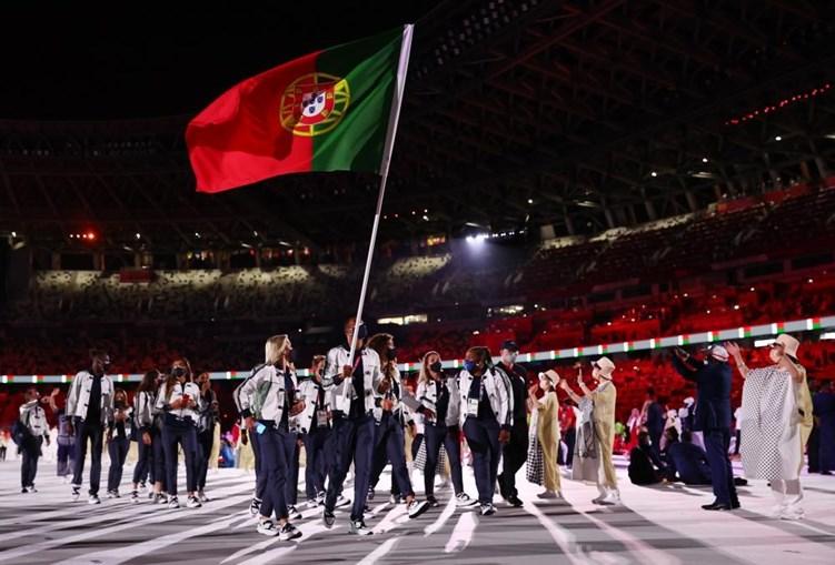 Portugal nos Jogos Olímpicos Tóquio 2020