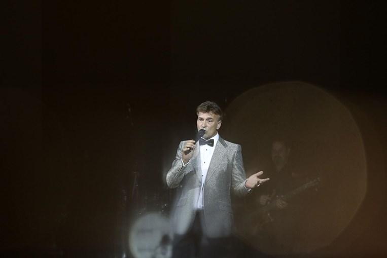 Regresso de Tony Carreira aos palcos