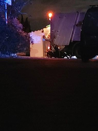 Militar fora de serviço morre em colisão entre mota e camião do lixo em Almancil