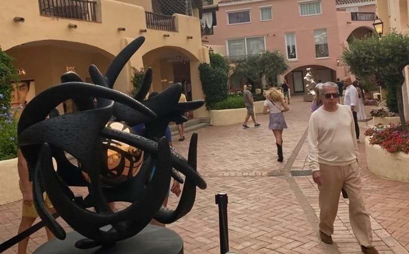 Ricardo Salgado passou férias de luxo em Sardenha