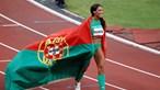 """""""Somos pequenos, mas grandes!"""": Patrícia Mamona agradece a Portugal medalha de prata"""