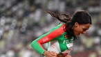 Patrícia Mamona é vice-campeã do triplo salto nos Jogos Olímpicos. Veja as imagens
