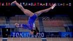 Simone Biles regressa para disputar final da trave nos Jogos Olímpicos