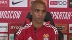 João Mário quer ser uma 'referência' e ver Benfica 'demonstrar o favoritismo' na Liga dos Campeões