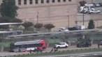 Polícia morre esfaqueado após tiroteio perto do Pentágono. Atirador foi abatido