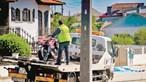 Choque em reta do Bombarral mata motociclista