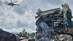 Choque entre dois comboios faz pelo menos dois mortos e dezenas de feridos na República Checa