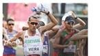 João Vieira conquista o quinto lugar aos 45 anos nos 50 km marcha nos Jogos Olímpicos