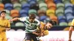 Sporting 'despacha' Vizela em Alvalade no arranque do campeonato