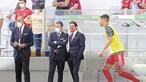 Rui Costa exige foco total do Benfica na Champions
