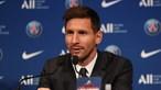 'Estou feliz e emocionado': Messi oficializado no PSG