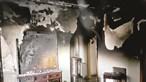 PJ investiga incêndio em prédio no Cacém. Fogo colocou 60 moradores em risco