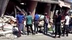 Sobe para 304 número de mortos em violento sismo de magnitude 7,2 no Haiti