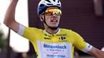 Ciclista João Almeida vence Volta ao Luxemburgo