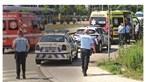 Homem deixa mulher grávida no carro após despiste para escapar à PSP