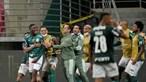Palmeiras de Abel Ferreira apura-se para as meias-finais da Taça Libertadores